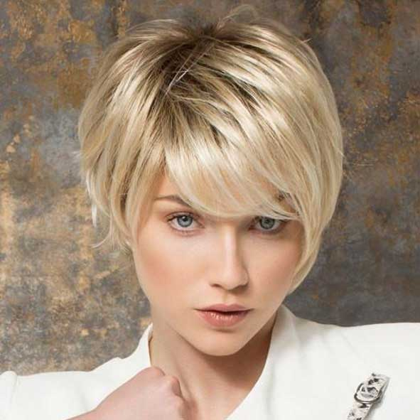 perruque blonde